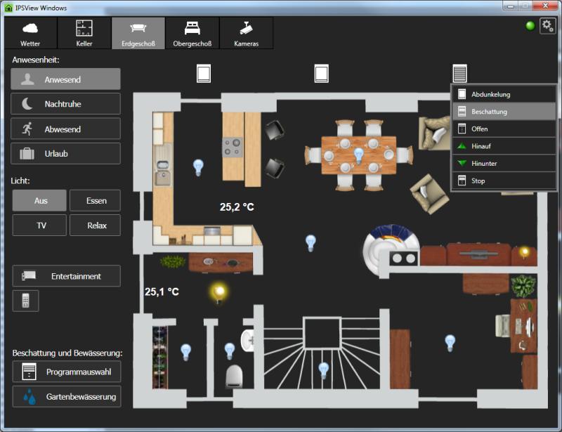 ipsstudio die alternative visualisierung f r ip symcon. Black Bedroom Furniture Sets. Home Design Ideas